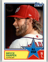 Bryce Harper 2018 Topps Series 2 1983 TOPPS ALL-STAR #83AS-13 Nationals
