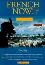 French Now! A Level One Worktext by Kendris Ph.D., Christopher, Good Book