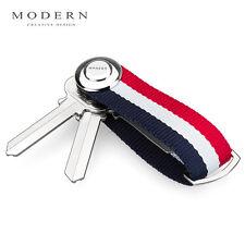 Smart Key Wallet EDC Gear Key Organizer Holder Keychain-Modern - Brand New 2017