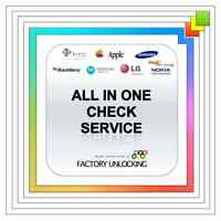ALL IN ONE NETWORK + SIM LOCK + BLACKLISTED STATUS CHECK for ALL MODEL PHONES
