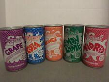CONVENIENT FOOD MARTS 5 pop cans