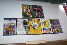 DVD,LANCE ARMSTRONG,WORLD CYCLING PRODUCTIONS,EDDY MERCKX,GIRO,LE TOUR FRANCE.