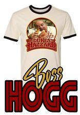 Daisy Dukes of Hazzard Supreme Shirt Ringer Roscoe Boss Hogg