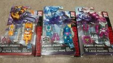 Transformers: Power of the Primes Alchemist Prime Alpha Trion Liege Maximo 3 Lot