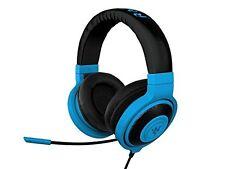 Razer Kraken Pro Neon Stereo Gaming Headset Ohrumschließend 3,5 mm klinke blau