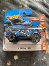 Hot Wheels Hot Trucks - '17 Ford F-150 Raptor