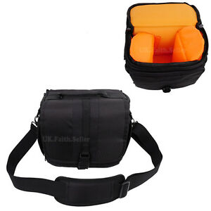Water-proof DSLR Camera Shoulder Case Bag For Nikon Canon Sony Pentax Fujifilm