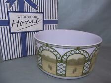 "Wedgwood Home Terrace Souffle Dish or Serving Bowl 7"" Boxed"