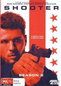 SHOOTER (2016): SEASON 2 (2017) [NEW DVD]