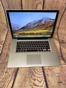 "Apple MacBook Pro 15"" Early 2011 A1286 MC721LL/A - i7 2.00 GHz, 4 GB, 500 GB"