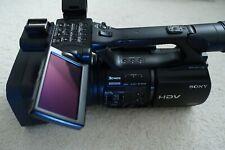 Sony HVR-Z5U Professional Camcorder 1080 HDV Mini DV Tape Camera CLEAN!!!!!