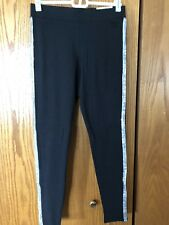 Victoria's Secret Pink Bling Sequin Legging Size Small NWT
