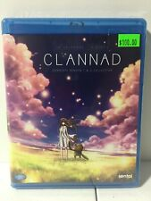 Clannad season 1 and 2 complete collection / NEW anime on Blu-ray