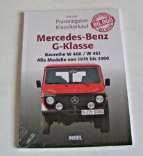Mercedes Benz G-Klasse W 460, 461 - 1979 bis 2000 - Praxisratgeber Klassikerkauf