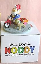 SALE PRICE  Enid Blyton Noddy . BIG-EARS & BUMPY DOG CYCLING by ELGATE BOXED