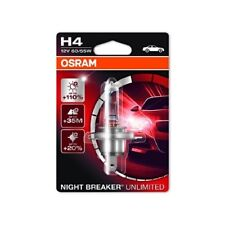 OSRAM NIGHT BREAKER® UNLIMITED H4 Einzelblister OSRAM 64193NBU-01B