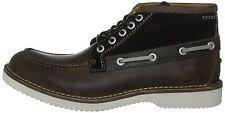 G-Star RAW Garret II Lautrec Leder Boots Schuhe Gr.43 Limited NEU Braun UVP189€