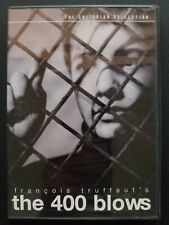The 400 Blows (Dvd, 1998, Criterion) Francois Truffaut 1959 Region 1 Usa