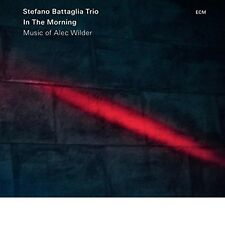 STEFANO TRIO BATTAGLIA - IN THE MORNING  CD NEU
