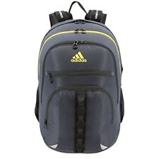 77fce3c19b5e Adidas Prime III Backpack Loadspring Night Grey   Yellow