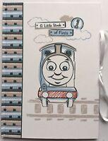 Hallmark Thomas the Tank Engine  Baby First Years Keepsake Record Book