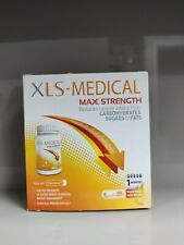 XLS - Medical Max Strength - 1 Month Supply - 120 Tablets, Exp: 10/21