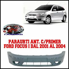 PARAURTI ANTERIORE C/PRIMER FORD FOCUS I° DAL 11.2001 AL 2004