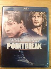 Point Break (Blu-ray Disc, 2011,Region 1)NEW Authentic