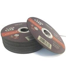 20 X Parweld Angle Grinders Metal Cutting Disks Steel Flat 5 Inches 125mm X 1mm