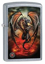 Zippo Windproof Anne Stokes Dragon Lighter, 29349, New In Box