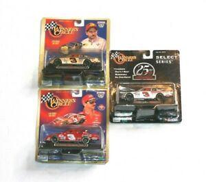 Winners Circle Earnhardt #3 Silver Gold Anniversary 1/43 Coca-Cola Goodwrench