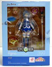 """In STOCK Figma Konosuba Kono Subarashi """"Aqua"""" Action Figure"""