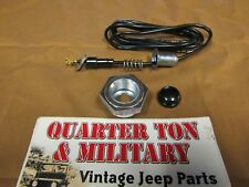Jeep Willys MB GPW CJ2A 41-48 horn button repair kit
