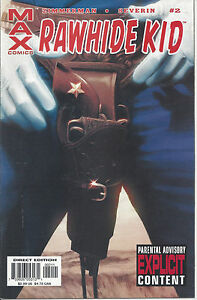 Rawhide Kid #2 (May 03) - from Max Comics - explicit content