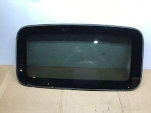 2010-2012 HONDA CROSSTOUR SLIDING SUNROOF MOON GLASS ONLY 10-12