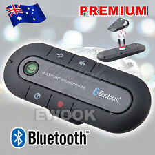 Wireless Bluetooth Handsfree Car Kit Speakerphone for Apple iPhone 7 6S Plus 5 4