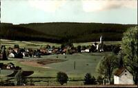Mehlmeisel Fichtelgebirge Bayern AK ~1950/60 Gesamtansicht Panorama ungelaufen