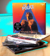 The Police , Zenyattà Mondatta ( CD_Super Audio CD ) ( 25th Anniversary )