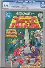 Secret Society of Super Villains #2 CGC 9.6 Captain Cold & Boomerang Price Drop