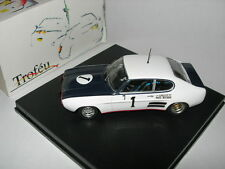 Trofeu Models 1:43 2313 Ford Capri 2600 RS #1 6H Paul Ricard 1971 NEW