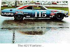 1967 FORD FAIRLANE ORIGINAL AD 427 V8 engine-GT/GTA/door/hood/bumper/parts/glass
