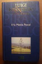 LIBRO - LUIGI PIRANDELLO IL FU MATTIA PASCAL FABBRI EDITORI 2004