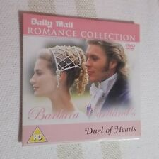 DVD - Barbara Cartland's Duel of Hearts - Newspaper Promo Disc - R2  PAL