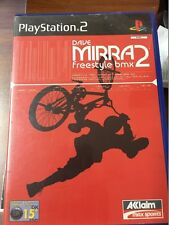 dave mirra freestyle bmx 2 ps2