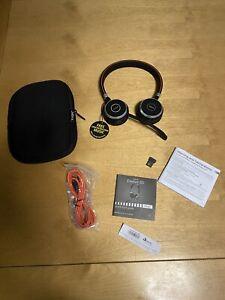 Jabra evolve 65 Professional Wireless Headset Never Used