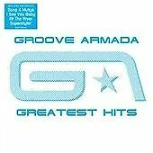 GROOVE ARMADA - GREATEST HITS / THE VERY BEST OF - CD NEW (FREE UK POST)