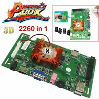 2260 in 1 Pandora's Box Multi PCB Board 3D Arcade Games Video Console VGA HDMI
