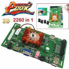 2260 in 1 Pandora's Box Multi PCB Board 3D Arcade Games Video Console VGA HDMI