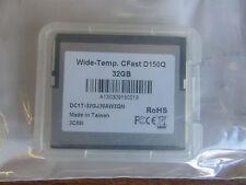 InnoDisk 3IE Series 32 GB SSD - Industrial SSD CFAST D150Q - P2 7660246