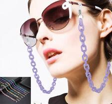 Acrylic Women Men Eyeglass Sunglasses Spectacles Retainer Eyewear Chain Holder